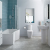Ideal Standard Concept Showerbath & Suite from the International Collection