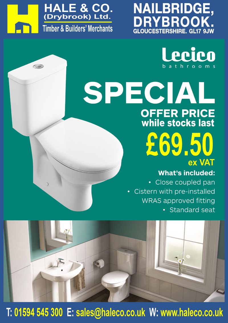 LECICO BATHROOMS SPECIAL OFFER